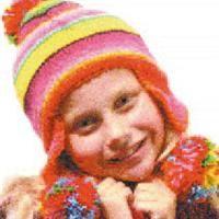 Bonnet péruvien enfant Modèle de tricot - Loisirs créatifs Cape Bebe, Anna Rose, Winter Hats, Beanie, Owl Hat, Bonnets, Creative Crafts, Beanies, Beret