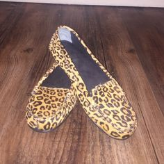 Work once cheetah aerosoles flats Comfortable AEROSOLES Shoes Flats & Loafers