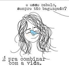 """@instabynina's photo: """" #regram @papeletudo Bom Domingo pessoas!!! #vida #citações #frases"""""""