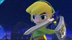Toon Link confirmed for Super Smash Bros Wii U/3DS