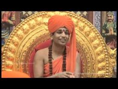 Losing weight secret shared by Paramahamsa Nithyananda