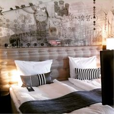 Das Radisson Blu Riverside Hotel in Göteborg
