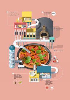 まるで小人の料理工場!遊び心の満載のミニチュア・レシピがかわいい | ガジェット通信