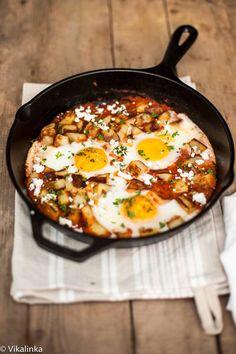 Desayuno español