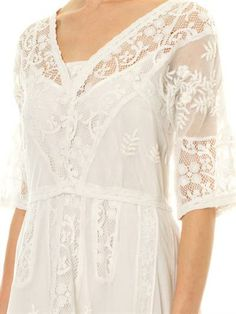Collette by Collette Dinnigan Lacey Days dress