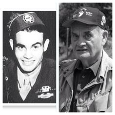 Band of Brothers lost another member this week. Earl 'One Lung' McClung died november 24th at the age of 90. Rest in peace Earl.