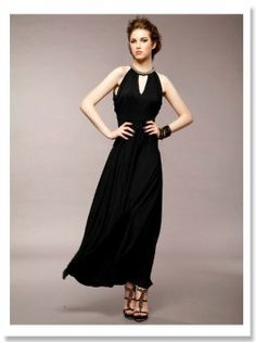 best Korean Maxi Dress