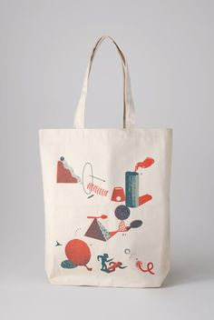 studio fludd, SYNTHESIS - Chain Reaction Tote Bag