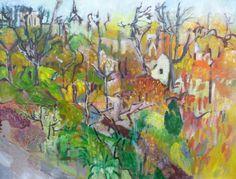 Landscape I Paintings, Landscape, Art, Art Background, Scenery, Paint, Painting Art, Kunst, Performing Arts
