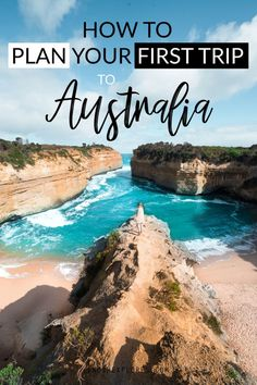 travel australia : How to plan your trip of a lifetime in Australia? How we approached our 4 weeks adventure, what was great and what we would have changed. Work In Australia, Australia Travel Guide, Visit Australia, Coast Australia, Western Australia, Best Holiday Destinations, Travel Destinations, Travel Tips, Travel Hacks