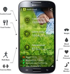 samsung health app Samsung Receives FDA Approval for the S Health Fitness Tracking App