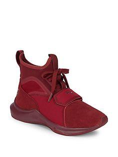 PUMA Phenom Satin EP High Top Training Shoe  a633a63dc