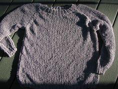 Free Knitting Pattern - Women's Sweaters: Million Hits Sweater
