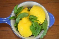 Easy Spearmint Infused Lemonade recipe