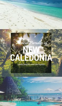 Dreaming of a getaway to a tropical paradise? One of our writers had just 4 days to experience the best of New Caledonia. Here's what she got up to so you can start planning your own New Caledonia Itinerary.
