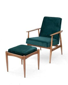 IMG_9682H. Lis 300-190, fotel, butelkowa zieleń. Lekka furniture User Experience, Lis, Accent Chairs, Barbie Dress, Living Room, Furniture, Home Decor, Ideas, Green Armchair