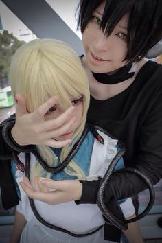 Mary & Kuroha Cosplay | Kagerou Project