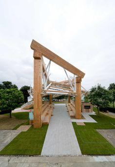 Serpentine Gallery Pavilion 2008