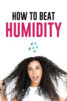 How to Keep Curly Hair From Frizzing in Humidity Dry Curly Hair, Curly Hair Routine, Hair Care Routine, Hair Frizz, Hair Regrowth, 4a Natural Hair, Natural Hair Styles, Curled Hairstyles, Grey Hairstyle