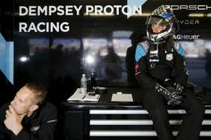 Patrick Dempsey finishes second in his class at the 24 Hours of Le Mans Patrick Dempsey  #PatrickDempsey