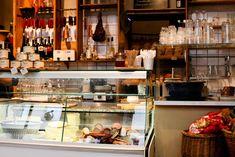 Stil in Berlin — Food in Berlin: Lebensmittel in Mitte
