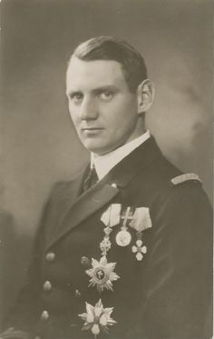 King Frederick IX of Denmark was born March 11, 1899. He was the son of King Christian X of Denmark and Queen Alexandrine, born Duchess of Mecklenburg, and the fourth Danish monarch of the House of Glücksburg.