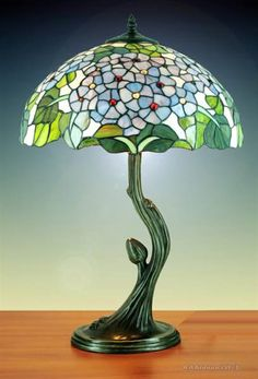 1000+ images about tiffany glass and other lamps on Pinterest  Tiffany lamps...