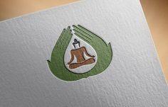 A logo for Ayurveda Hospital
