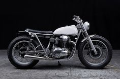 Just like love and cuisine, when it comes to custom motorcycles no one does it quite like the French.