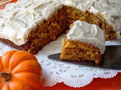Mystery Lovers' Kitchen: My Little Pumpkin Cake: An Easy, Stir-Together, Dairy Free Cake from Cleo Coyle