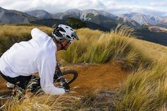 Mountain biking - Photo in Sun Valley, Idaho, United States.