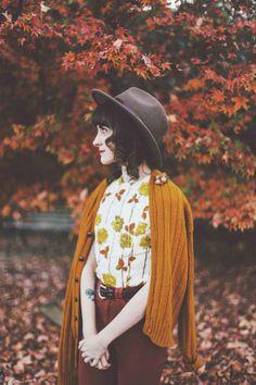 Autumnal Endings | finchandfawn.com #autumn #fall