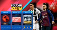 DLS 19 New Mod - This is one good soccer game. Good graphics quality, gameplay is quite satisfying, lightweight, offline and . Fun Soccer Games, Soccer Kits, Fifa Games, Free Hd Movies Online, Play Hacks, Ios, New Mods, Soccer League, Game Resources