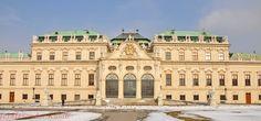 Vienna/Belvedere Vienna, Louvre, City, Building, Travel, Viajes, Buildings, Cities, Destinations
