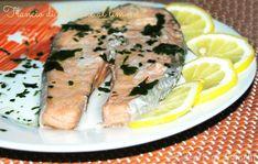 Il trancio di salmone al limone è un secondo piatto a base di pesce semplice e gustoso. Si prepara in padella in pochi minuti e il limone lo rende saporito