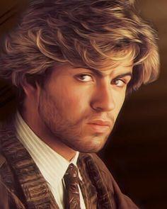 RIP George Michael.... #ripgeorgemichael #georgemichael #wham #ジョージマイケル #ワム!