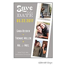 Save The Date Magnets - Celebrated Occasions