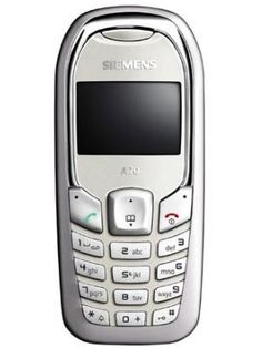 Siemens A70 Device Specifications   Handset Detection