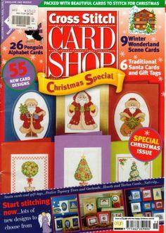 Gallery.ru / Фото #1 - Cross Stitch Card Shop 15 - WhiteAngel