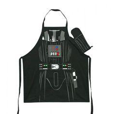 Star Wars delantal manopla Darth Vader solo 22.00€ – LaFrikileria.com