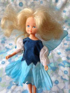 Vintage Hornby Flower Fairies 1983 Pink Fairy by LittleToyLost