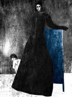 I am really loving this mans work  gabriel pacheco: Los Miserables
