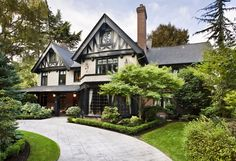 1910 Tudor mansion