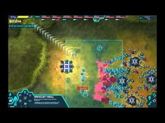 Infested Planet Gameplay