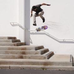 Schmerzhaft: Wenn man für einen Skateboard-Trick zwei Jahre lang auf die Fresse fliegt