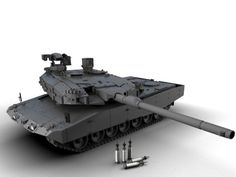 The new main battle tank is in a concept development phase between the German and French governments and industry.