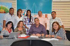 Rector de Uniguajira promueve acreditación de maestrías del SUE Caribe - Hoy es Noticia - Rosita Estéreo