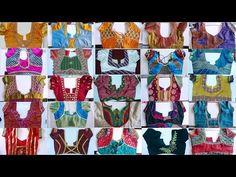 New model blouse designs 2017 - 18 # blouse back neck designs images Patch Work Blouse Designs, Blouse Back Neck Designs, Blouse Models, New Model, Womens Fashion, Designer, Images, Clothes, Collection