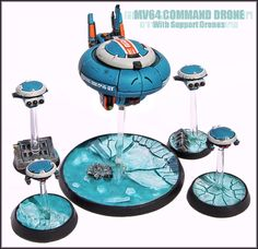 Drone Command Squadron by Proiteus on DeviantArt