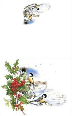 Christmas cards - tiziana - Picasa Web Albums Printable Christmas Cards, Christmas Cards To Make, Christmas Clipart, Christmas Stickers, Christmas Paper, Printable Cards, Xmas Cards, All Things Christmas, Christmas Themes
